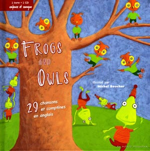 Frogs & Owls